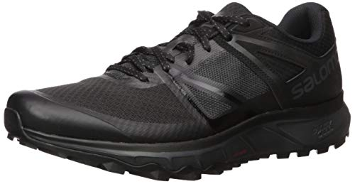 Salomon L40487700 Scarpe da Trail Running Uomo, Nero (Phantom/Black/Magnet), 42 EU (8 UK)