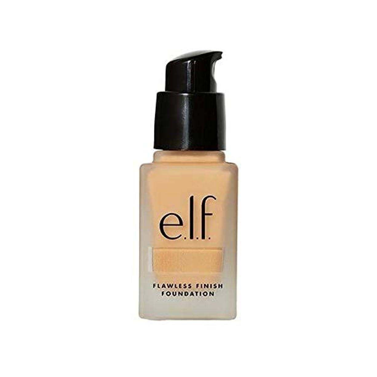 従順掃除合理的[Elf ] エルフ。完璧な仕上げ基盤リネン - e.l.f. Flawless Finish Foundation Linen [並行輸入品]