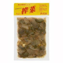 創健社 べに花一番 搾菜(ザーサイ) 150g ×4セット