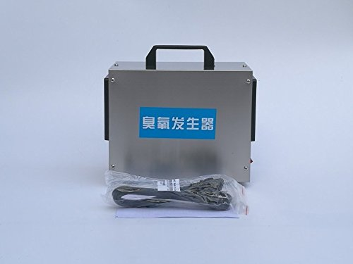 YJINGRUI Máquina generadora de ozono portátil de 20 g para el hogar y uso médico purificador de aire del coche limpiador de aire del hogar desinfección 110 v 220 v 24 v 12 v (220 V)