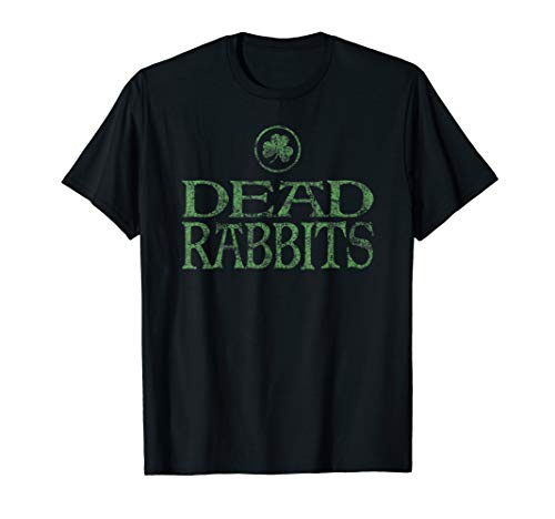 Dead Rabbits tshirt | Vintage Irish New York City Tee