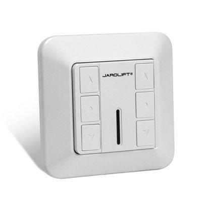 Jarolift TDRC - Transmisor de pared (2 canales, 02 W)