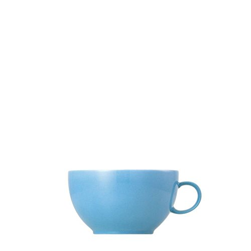 Thomas Rosenthal Sunny Day Cappuccino - Obertasse - Waterblue - Blau 380 ml
