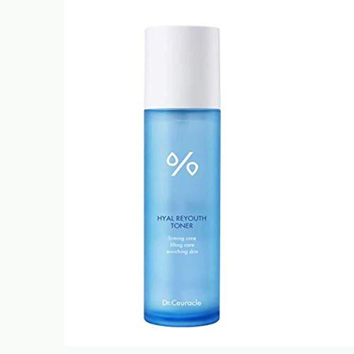 Dr.Ceuracle Hyal Reyouth Toner 4.05 Fluid Ounce, Revitalizing Radiant Glow Moisturizing Hyaluronic Acid Complex Basic Skincare Routine