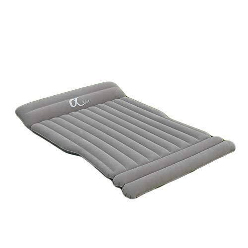 Lmzx Universal Auto Bett Luftmatratze Einzel Doppel-Luftbett SUV dick aufblasbar Bett Schlafkissen Outdoor Aufblasbares Bett