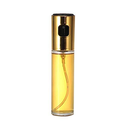 Aceite de oliva, pulverizador de vinagre, botella de aceite