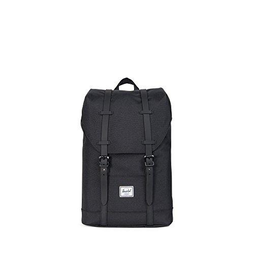 Herschel Kid's Retreat Backpack, BLACK, Youth