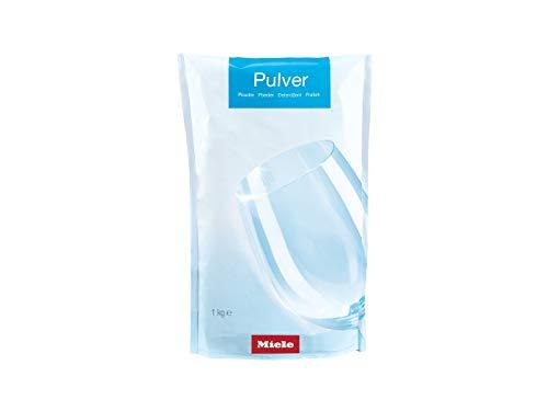 Miele Original Zubehör Reiniger Pulver Geschirrspüler / 1 kg - für 70 Spülgänge / mit Glasschutzformel / für Geschirrspüler