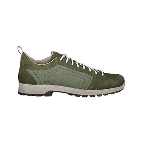 CMP Chaussures de Randonnée Chaussures D'Extérieur Atik Canvas Hiking Chaussures Vert Léger Plaine - F812 Avocat, 42 EU