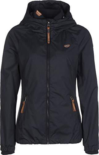 Ragwear Jacke Damen DIZZIE 2011-60011 Blau 2028 Navy, Größe:S