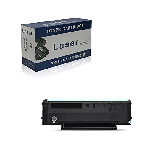 Compatible Cartuchos De Tóner De Repuesto para PANTUM PD-206 para Su Uso con PANTUM P2506 P2506NW M6506N M6506NW M6556N M6556NW M6606N Impresora, (Black-1600 Páginas),1 Pack