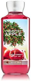 【Bath&Body Works/バス&ボディワークス】 シャワージェル カントリーアップル Shower Gel Country Apple 10 fl oz / 295 mL [並行輸入品]