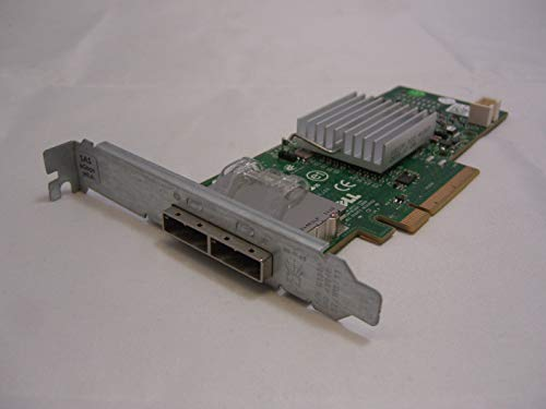 Dell UCS-70 012DNW 6GB HBA 2-Port SAS Controller Card