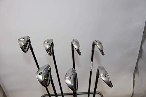 Sale!! TaylorMade RocketBladez 2.0 Iron Set 4-PW Stock Graphite Shaft Graphite Regular Right Handed ...