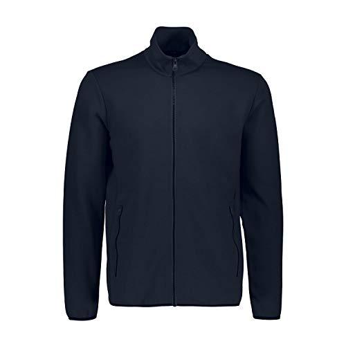 CMP Herren Sweatjacke Man Jacket 39M7167 Black Blue 54