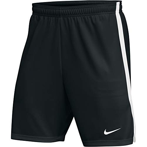 Nike Men's Dry Hertha II Football Shorts Black/White Size X-Large