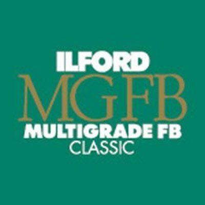 Ilford MGFB Classic Matte - 8inx10in 25 Sheets