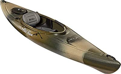 1106908 Old Town Heron 11XT Recreational Kayak (Brown Camo, 11 Feet) by Old Town