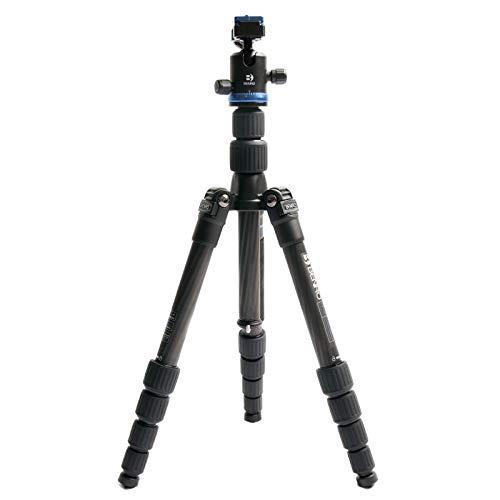 Benro iFoto - Kit Video con trípode y Accesorio IBO, Color Negro