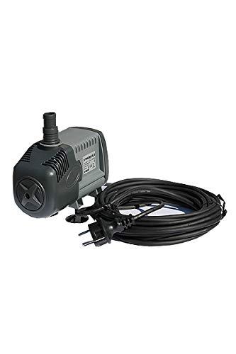 Sicce Syncra Silent 5.0 Pumpe mit 10m Kabel, hochwertige Qualitätspumpe aus Italien, Pumpe für Ihren Garten- und Zimmerbrunnen (5000 l/h - 10m Kabel)
