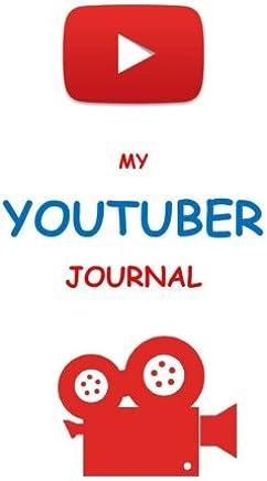 My Youtuber Journal: Youtuber Fan Journal