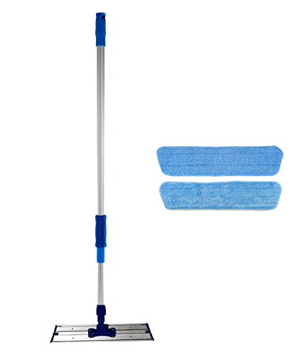 Real Clean 16 inch Commercial Microfiber Mop Kit