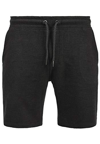 Blend Svenni Herren Sweatshorts Kurze Hose Jogginghose, Größe:M, Farbe:Charcoal Mix (70818)