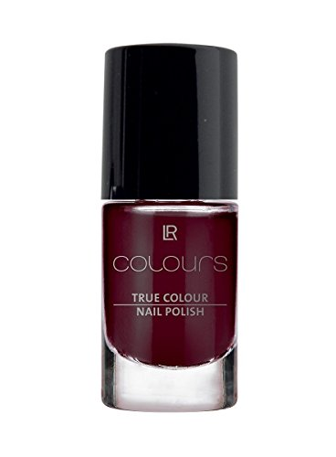 Colours True Colour Nail Polish Black Cherry