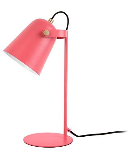Present time - Lampe à poser fer corail mat STEADY