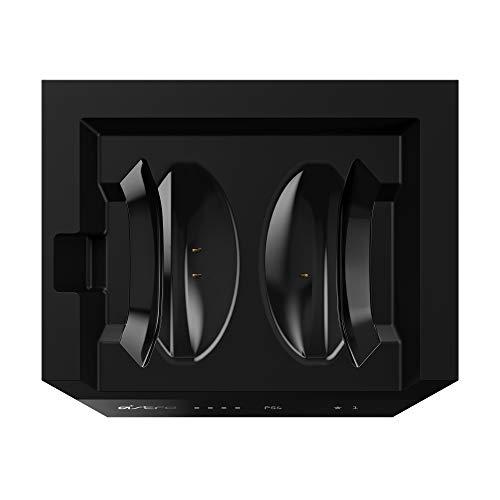 ASTRO Gaming A50 4. Generation Charging Base Station, Ladestation für A50 Gaming-Headset, Kompatibel mit PS5, PS4 & PC - Schwarz