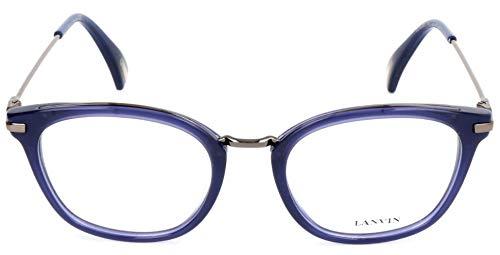 Lavin Lanvin brilmontuur VLN085M 50 20 145 rond brilmontuur 50, meerkleurig