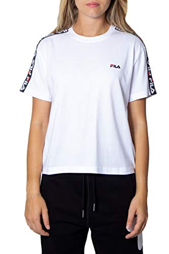 Fila Damen T-Shirts Urban Line Adalmiina weiß S