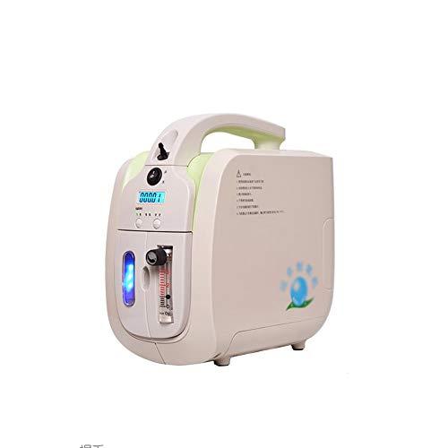 Máquina de oxígeno MC Generador de oxígeno - Oxígeno Máquina de respiración con oxígeno Natural Concentradores de oxígeno portátiles Generador de aniones para el hogar Máquina de oxígeno
