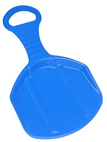 Prosperplast Rutschteller Kinderrutsche Bob Schlitten für Kinder Blau
