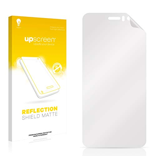 upscreen Entspiegelungs-Schutzfolie kompatibel mit Jiayu G5 Advanced – Anti-Reflex Bildschirmschutz-Folie Matt