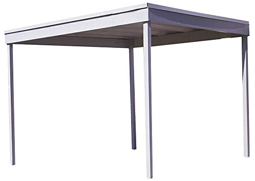 Arrow Sheds CP1010 Free Standing Car Port, 10 by 10-Feet