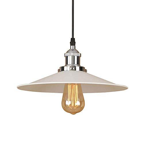 Beautiful lampen/vintage van smeedijzeren lichten oorbellen Nordic Industrial Wind hanglamp retro scherm keuken eetkamer slaapkamer hoofdverlichting E2