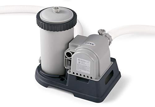 Intex - 634T - Accessoires Piscines - Filtre Épurateur À Cartouche 9,5 M3/H - 220 - 230 Volts
