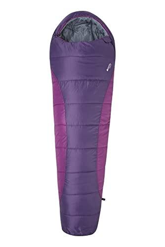 Mountain Warehouse | Saco de dormir Summit 250 -Temperatura: -1º a 5º