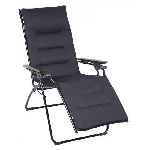 Lafuma Evolution Air Comfort Zero Gravity Chair, Black Steel...