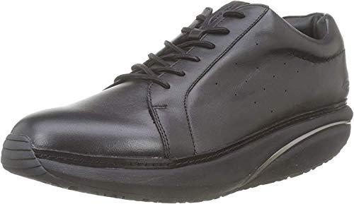 MBT Nafasi 2 Lace UP M, Zapatos de Cordones Oxford Hombre, Negro...