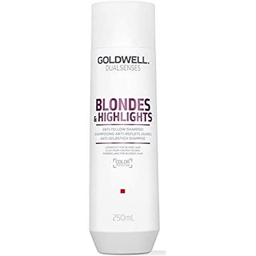 Goldwell Anti-Yellow Shampoo Haarfarbe, 250 ml