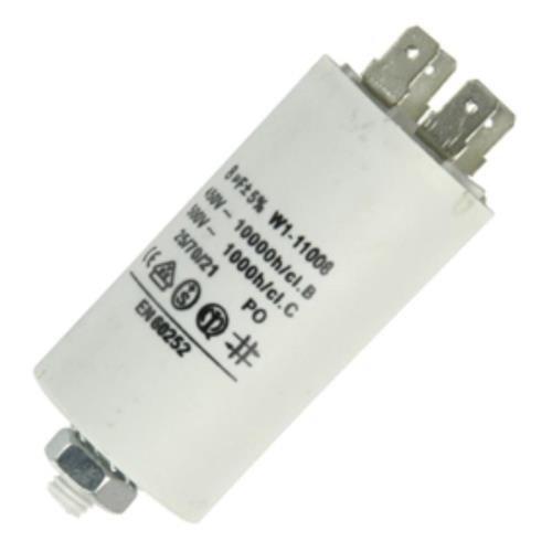 Fixapart W1-11008 condensador - capacitores (30 mm, 70 mm, Color blanco)