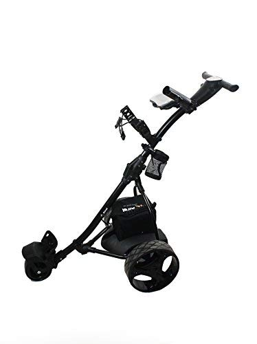 Airel Carrito de Golf Eléctrico Plegable | Carro Golf Batería Litio | Carro Golf 3 Ruedas | Carrito Golf Plegable | Golf Trolley | Golf Cart| Carro Golf