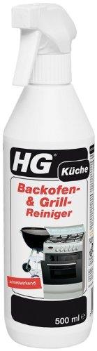 HG Backofen- und Grill-Reiniger