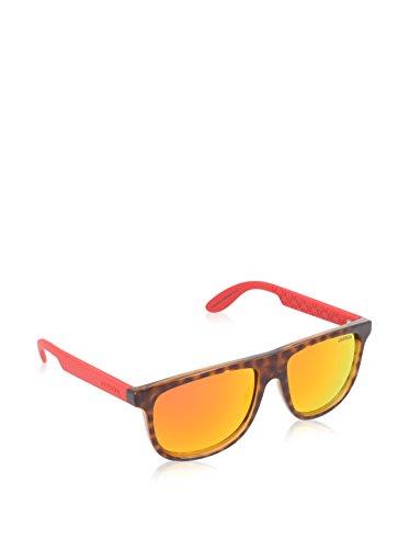 Carrera Junior CARRERINO 13 UZ MAB Gafas de sol, Rojo (Havana Red/Red Fl), 50 Unisex-Niño