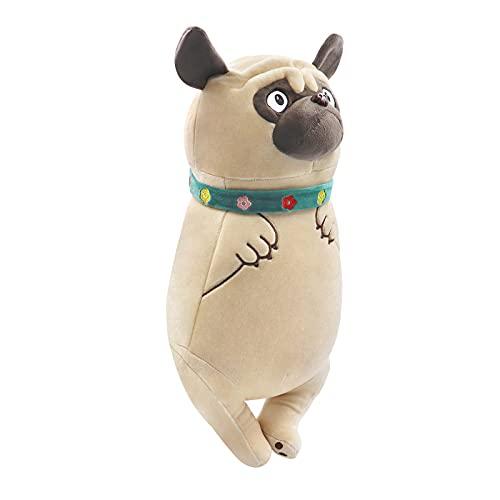 Peluche Pug Bulldog Plush Puppy Teddy Animal de peluche, bulldog francés de peluche Kawaii suave cojín de peluche peluche peluche peluche peluche peluche peluche animal animal