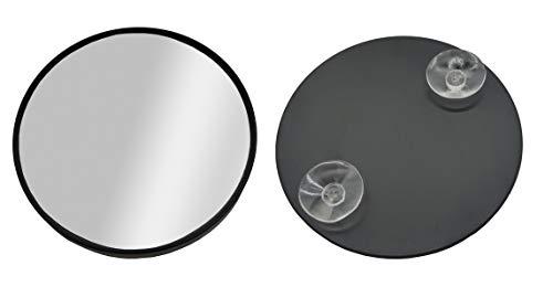 Espejo De Aumento Con Ventosa X10 Marca GERILEO