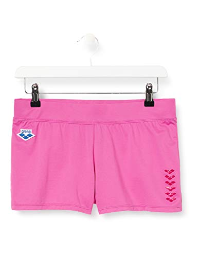 ARENA Damen Beach Short Icons, pink Flambe', XL