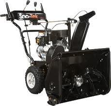Ariens Schneefräse Sno-Tek ST 24 E 230 V OHV
